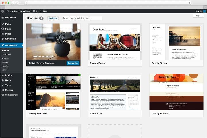 Come creare un tema WordPress: 3 idee alla portata di tutti