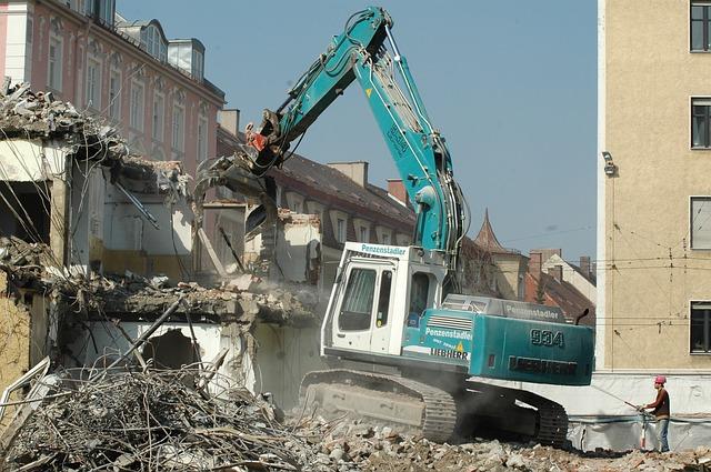 Riciclaggio di macerie edili: una scelta amica del futuro